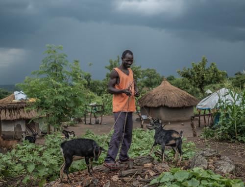 Nødhjelp: Denstore sultkrisa