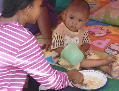 Overlevende trenger akutt hjelp i Indonesia