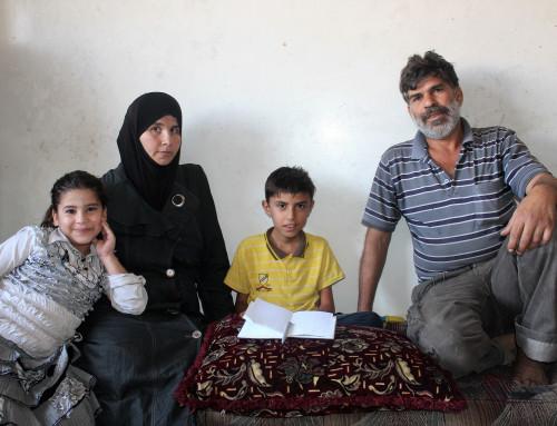 Markussens Hjelpefond støtter nødhjelpsarbeid i Syria