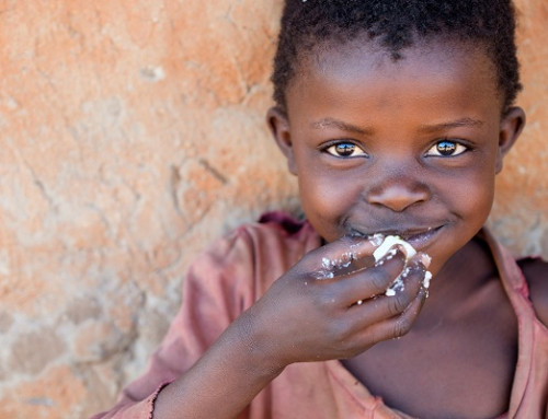 – Innsatsen mot sult og feilernæring må økes