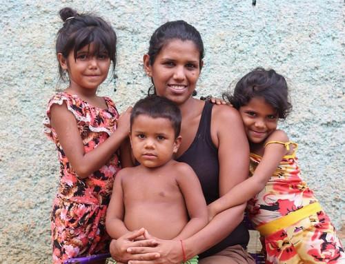 Slik hjelper Caritas underernærte barn i Venezuela