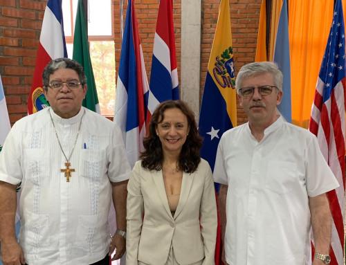 Gjestet latinamerikanske Caritas-organisasjoner i Honduras