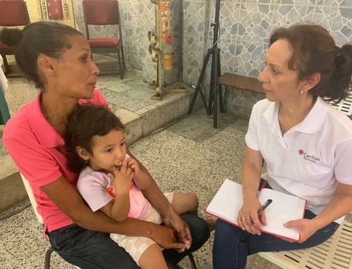 Barna rammes hardest i Venezuela