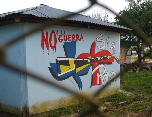 Kampen om fred i Colombia kjempes også i Norge