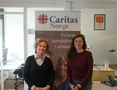 Caritas Norge lanserer podcast på polsk / Premiera podcastu po polsku od Caritas Norge