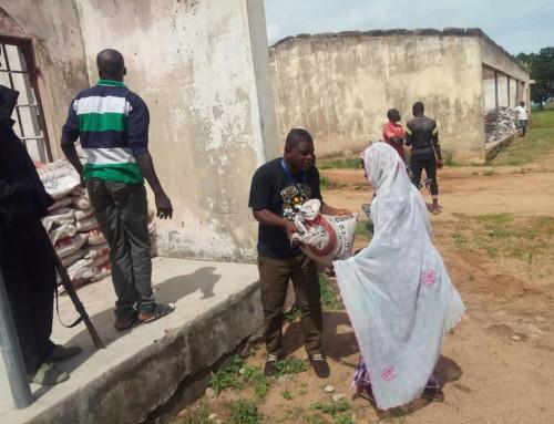 Matsikkerhet og beskyttelse i det nord-østlige Nigeria