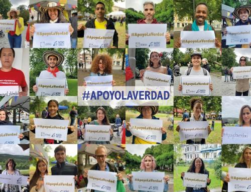 Sammen for fred i Colombia – i Norge
