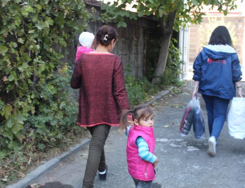 Sivil tragedie etter opptrapping av konflikt i Nagorno-Karabakh