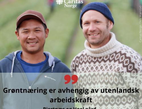 Det globale matsystemet – visste du at sesongarbeidere ikke er et norsk fenomen?