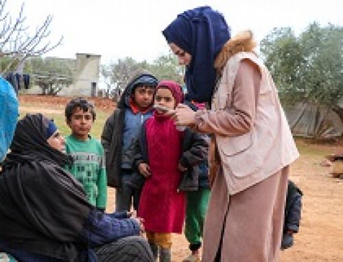 Syria: Ti år med krig har skapt enorme behov