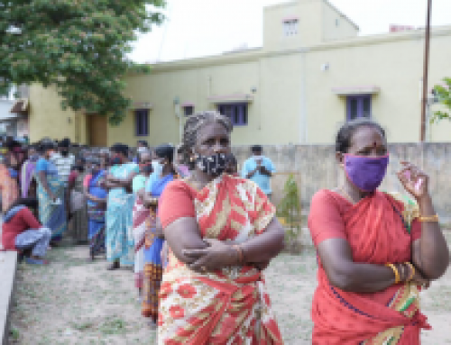 Nødappell til COVID-19-responsen i India