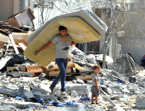 Sikrer helsehjelp for ofrene i Gaza