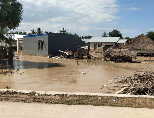 Stort behov for nødhjelp og gjenoppbygging i Øst-Timor