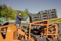 Sesongarbeider i jordbruket